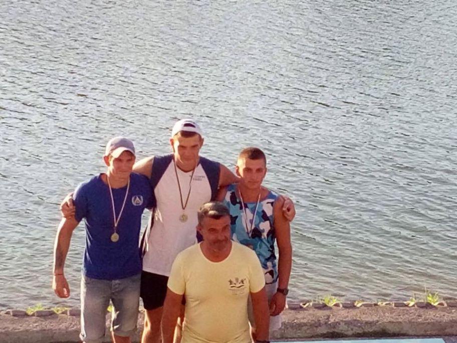 Още медали от ДИШ 2017